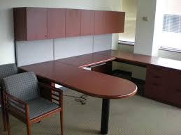 Used U Shaped Desk Second Office Furniture As Alternative Option Office Architect