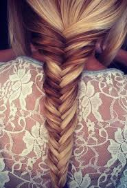 easy hairstyles with box fishtales how to do a fishtail braid in 5 easy steps fishtail braid