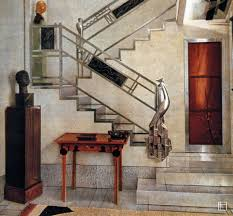art deco stairway home pinterest art deco stairways and indoor