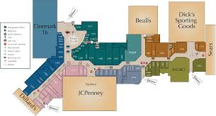 The Florida Mall Map by Mall Directory Sunrise Mall