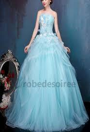 robe de mari e bleue robe demoiselle d honneur bleu clair adolphe chérioux réf lp008