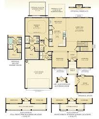 ryan home plans ryan homes sienna floor plan homes floor plans