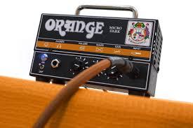 Orange Cabinet 4x12 Orange Amplification Micro Dark 20 Watt Guitar Amplifier Head Samash