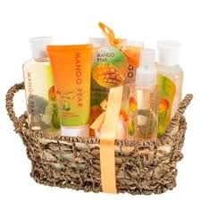 spa baskets spa relaxation baskets for less overstock