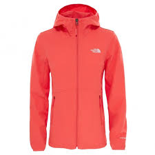 ladies nimble softshell hoodie cayenne red bear grylls uk 74 99
