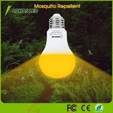 bug repellent light bulbs china 2000k yellow color mosquito repellent led bulb sensor led