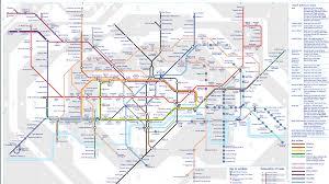 London Bus Map Google U0027s New Artificial Intelligence Maps The London Underground