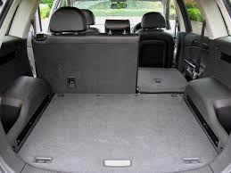 nissan pathfinder trunk space vauxhall antara station wagon 2007 2015 features equipment