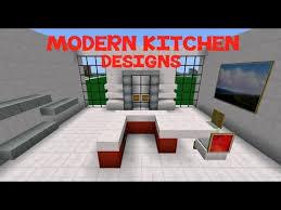 minecraft kitchen furniture minecraft modern kitchen designs minecraft