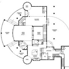 contemporary home floor plans home design and style