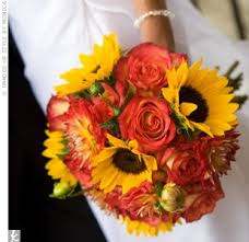 wedding flowers sunflowers sunflowers and dahlias wedding flowers sunflowers