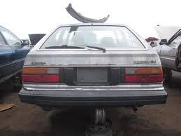 1988 Accord Hatchback Junkyard Find 1983 Honda Accord Lx Hatchback The Truth About Cars