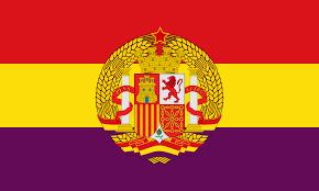 communist flag of spain vexillology