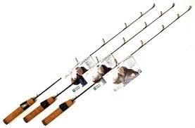 ultra light ice fishing rods new genz stix 3 pack ice fishing rod 23 ultra light