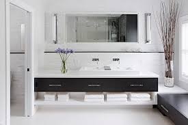 Black And White Home Interior Beautiful Black And White Bathrooms Traditional Home