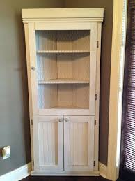 antique white corner cabinet corner cabinets for dining room antique corner cabinet dining room