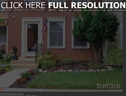 landscaping ideas front yard christmas lights decoration