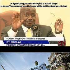 Anti Gay Meme - uganda anti gay bill by pika pika meme center
