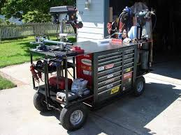 Tool Cabinet With Wheels Best 25 Mobile Tool Box Ideas On Pinterest Roll Away Tool Box