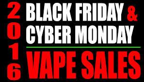 best vaping black friday deals black friday cyber monday vaporizer sales 2016 vaporizer wizard