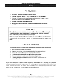 sample essay writing for placement test tsi writing promptswritngs and papers writngs and papers cbest essay prompts essay cbest essay prompts how to write a with tsi writing prompts