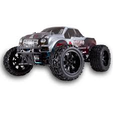videos of remote control monster trucks volcano epx pro 1 10 scale electric brushless monster truck