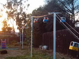 Backyard Monorail Disneyland Skyway In Your Backyard Imagineering Disney