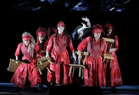 chicago production lyric opera of chicago offers theatrical die walküre the