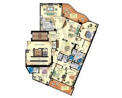 Antilla Floor Plan by Bella Mare Tir Prime Propertiestir Prime Properties
