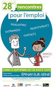 les rendez vous de l emploi et de la formation actualité 28émes rencontres pour l emploi