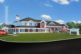 new fire station town of carver ma