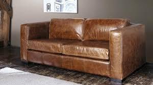 canape cuir marron 2 places canap 2 places marron produit canape places cuir marron