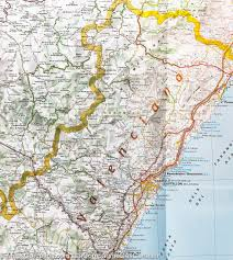 Valladolid Spain Map by Map Of Eastern Spain Valencia Murcia Michelin U2013 Mapscompany