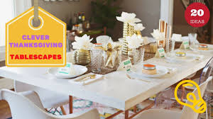 20 beautiful thanksgiving tablescapes ideas home decorating