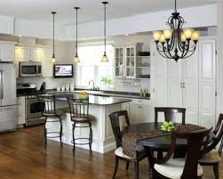 kitchen dining design ideas matching kitchen and dining room lighting design mix and match