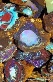 matrix opal ring 946 best boulder opal images on pinterest opals fossils and