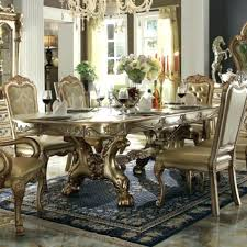 gold dining table set classic dining table classic dining room table sets tedl info