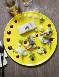 cuisiner le lieu jaune aïoli de lieu et petits légumes pour 4 personnes recettes à