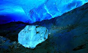 The Crystal Cave Iceland The Ice Cave Best Cave 2017
