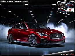 2014 infiniti q50 eau rouge review and design carreviewnet com
