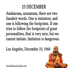 23 december spiritual quotes by iskcon desire tree