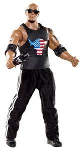 The Rock Wwe Elite 14 Pro Wrestling Fandom Powered By Wikia