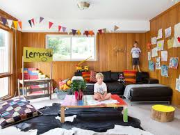 Ideas To Decorate Kids Room by Basement Rec Room Ideas Hgtv