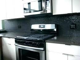 black kitchen tiles ideas black kitchen tiles black brick tile black and kitchen tile