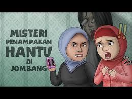 film kartun anak hantu lucu kartun lucu ep 8 kesurupan hantu hantu bandel hasanwap