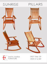 Rocking Chair Philippines Santa Maria Furniture Products