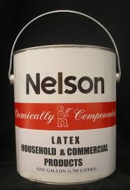 nelson 100 acrylic utility latex paint white u0026 colors gallon