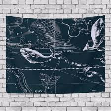 Home Decor Tapestry Map Tapestry Promotion Shop For Promotional Map Tapestry On