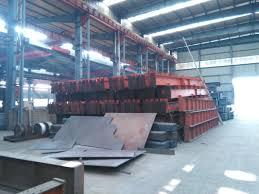 prefab industrial steel buildings fabrication with low maintena