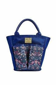 william morris strawberry thief garden bag by briers amazon co uk